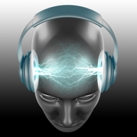 Headtrip with headphones