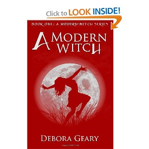 Cover to A Modern Witch from Amazon